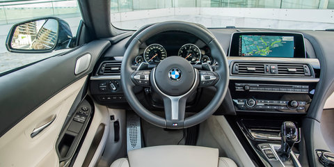 2015 BMW 6 Series pricing and specifications