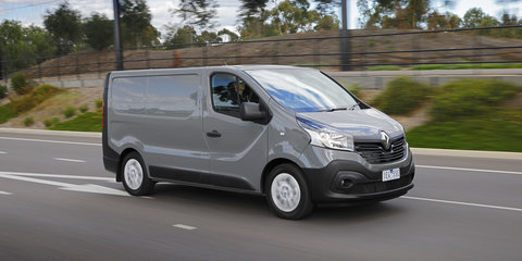 2015 Renault Trafic : No automatic gearbox option in sight