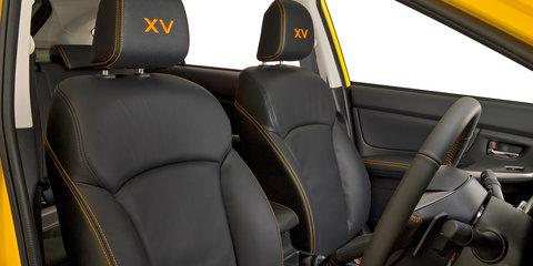 Subaru announces Sunshine Yellow Special Edition XV