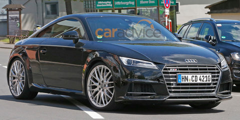 Audi TT RS new-generation a sure bet for Australia