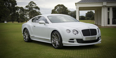 Bentley goal to be seen as standalone luxury brand rather than luxury car maker