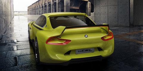 BMW 3.0 CSL Hommage unveiled