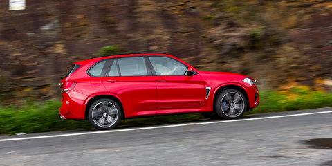 2015 BMW X5 M v Porsche Cayenne Turbo : Comparison Review
