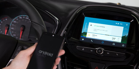 Chevrolet adds Android Auto and Apple CarPlay compatibility to its 2016 model range - UPDATE