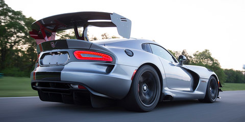 Dodge Viper ACR unveiled
