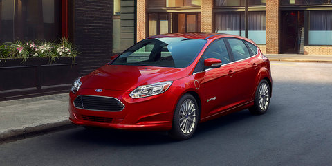 Ford in no rush to produce long-range EV