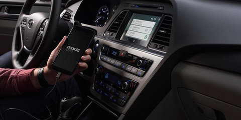Hyundai Sonata becomes first production car with Android Auto