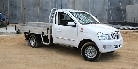 """Mahindra Genio facelift to be """"a lot more pleasing to the eye"""""""