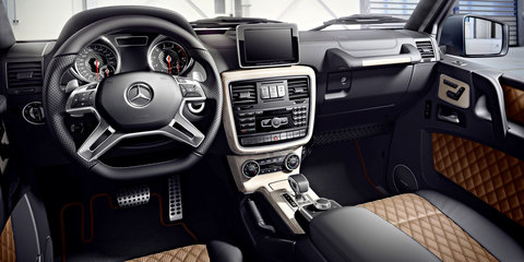 Mercedes-Benz G-Class update revealed with AMG GT engine - UPDATED