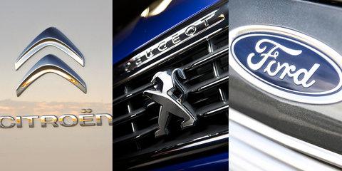 PSA Peugeot Citroen, Ford extend small diesel engine agreement - report