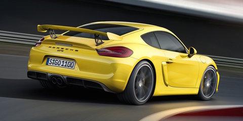 Porsche trademarks GT5 name - report
