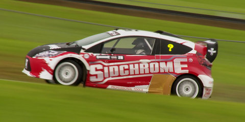 Extreme Rallycross: WRC ace Chris Atkinson helps preview new Australian motorsport series