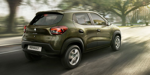 Renault Kwid sub-compact hatch launched in India