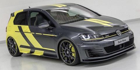 Volkswagen Golf GTI Dark Shine lights up Worthersee