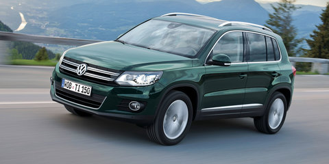 Volkswagen Tiguan update brings more powerful engines, new infotainment systems - UPDATED