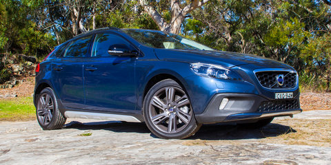 2015 Volvo V40 Cross Country Review