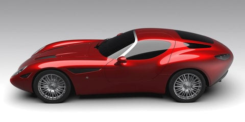 Zagato Mostro powered by a Maserati V8 unveiled