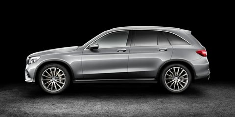 Mercedes-AMG GLC 63 and Mercedes-Benz GLC 450 AMG Sport models confirmed