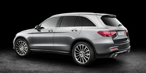 Mercedes-Benz GLC revealed