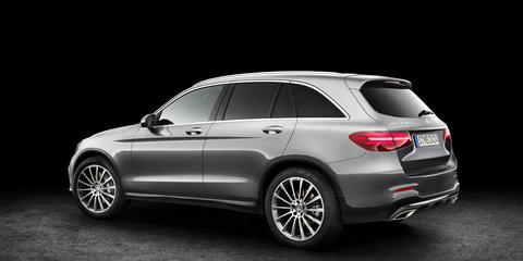 Mercedes-Benz GLC revealed