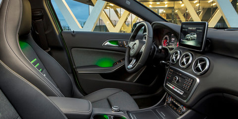 2016 Mercedes-Benz A-Class to see increase in standard equipment