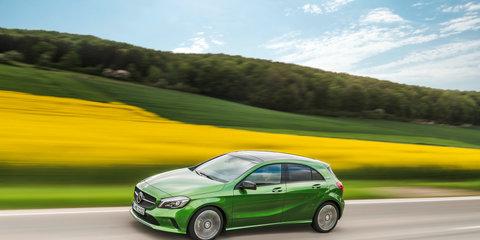 2015 Mercedes-Benz A-Class revealed