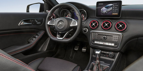 2015 Mercedes-Benz A-Class revealed