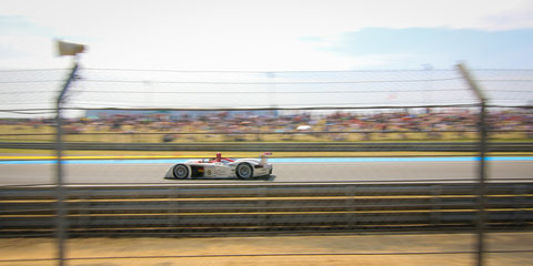 Nissan and the 2015 Le Mans 24 Hours