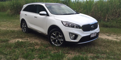 2015 Kia Sorento pricing and specifications