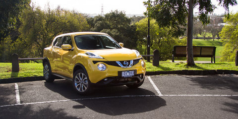 2015 Nissan Juke ST Review