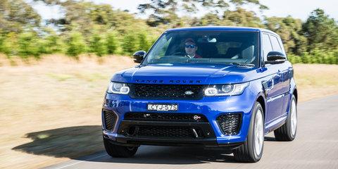 2015 Range Rover Sport SVR Review