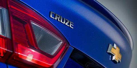 2016 Chevrolet Cruze sedan revealed: Australian prospects unclear