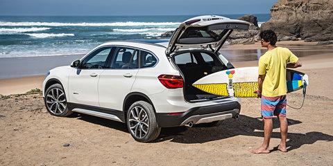 2016 BMW X1 revealed