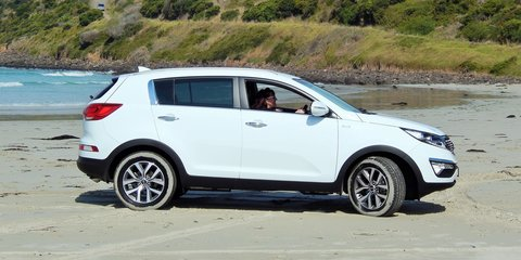 2015 Kia Sportage Sli (AWD) Review