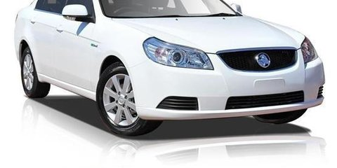 2010 Holden Epica CDX Review Review