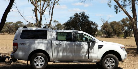2011 Ford Ranger XLT 3.2 Review Review