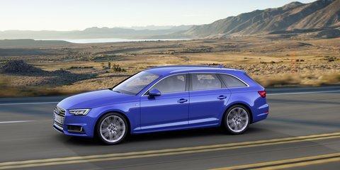 2016 Audi A4 revealed