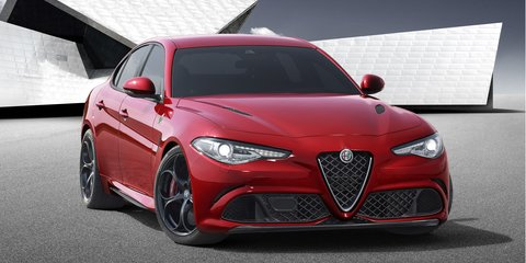 Alfa Romeo Giulia officially unveiled - UPDATED