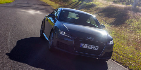 Audi TT Quattro Sport v BMW 228i Sport : Comparison Review