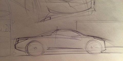 Hyundai Designer Casey Hyun talks design and draws an Aussie Ute