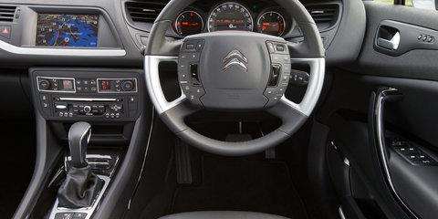 Citroen C5 Finale announced, $59,990 drive-away