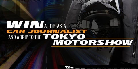 Win a paid job as a CarAdvice journalist and a trip to the Tokyo motor show