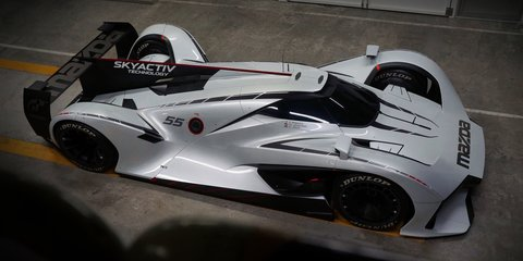 Mazda celebrated at the 2015 Goodwood Festival of Speed