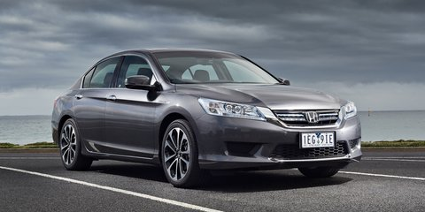2015 Honda Accord Sport Hybrid Review