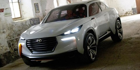 Hyundai's baby SUV spied in Europe