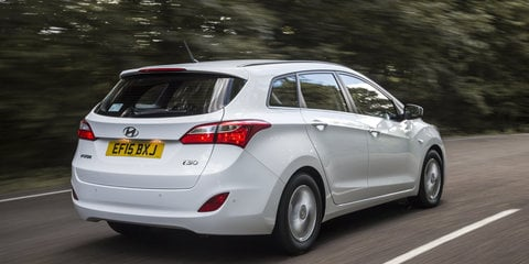 2015 Hyundai i30 Tourer Series II pricing and specifications