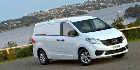 LDV G10 pricing and specifications