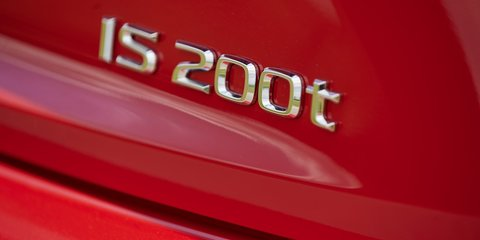 Lexus IS200t launched with 2.0-litre turbo petrol engine - UPDATE