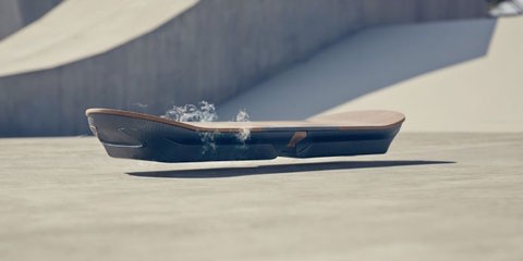 Lexus designs a hoverboard
