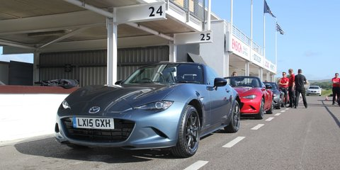 2016 Mazda MX-5 notches up more than 21,000 expressions of interest in Australia